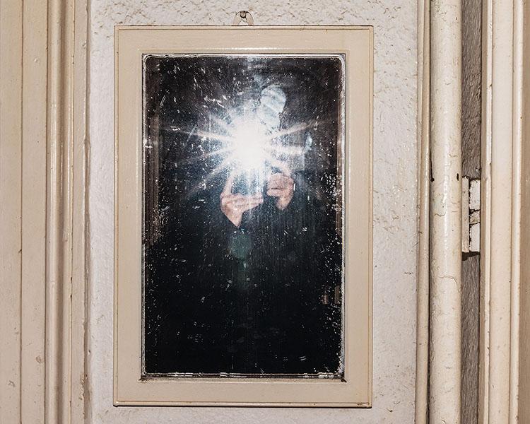 Selfie - 26 Caledonian Road, Geddes Gallery, 2016