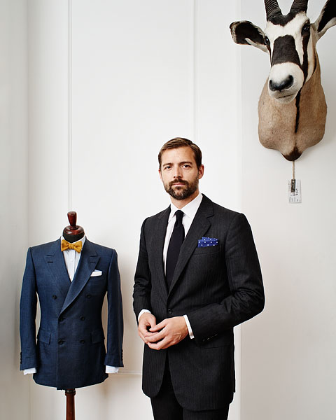 Patrick Grant, Norton & Sons