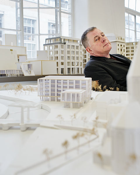 Tony Fretton, architect