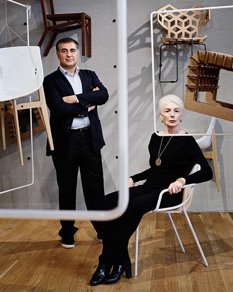 Renato Pretti and Cristina Morozzi, Skitsch