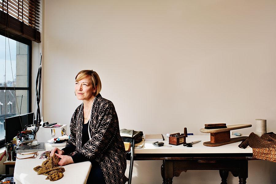 Carol Alayne, tailor
